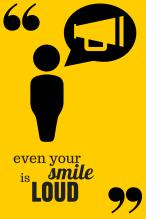 smile loud